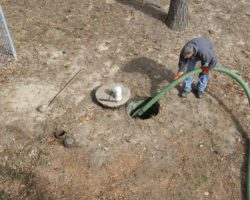 septic tanks and grease traps plumbers